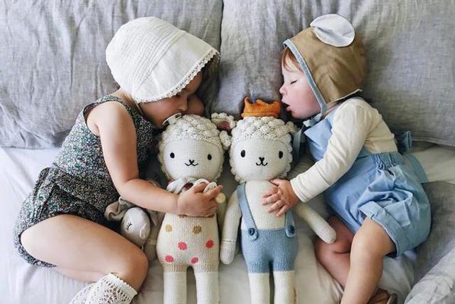 摄影妈妈用照片记录两个宝宝有爱日常