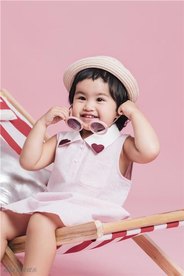 饺子拍写真展小公主风范