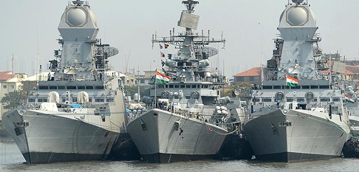 造航母费劲能造好驱逐舰不?印度版神盾舰