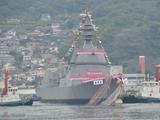中国需要?日朝日级反潜驱逐舰