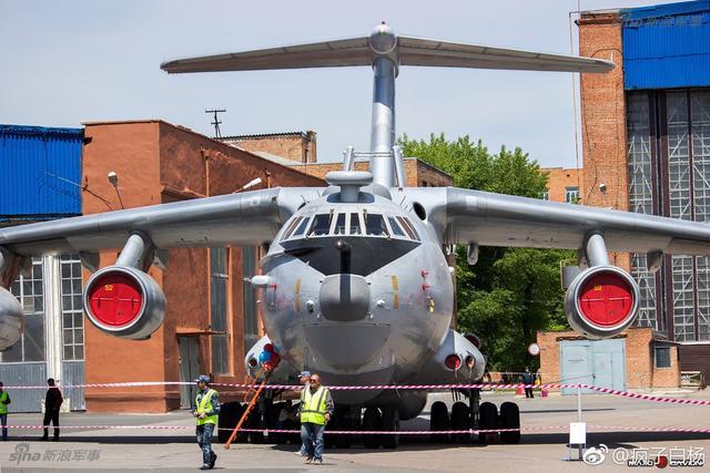 空警2000兄弟!俄新A100预警机