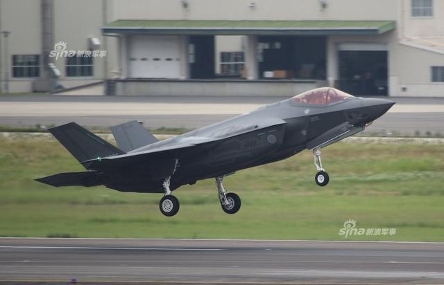 追赶歼20:日本再测试组装F35