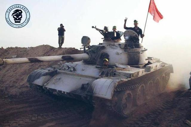69式坦克为伊拉克征战30年