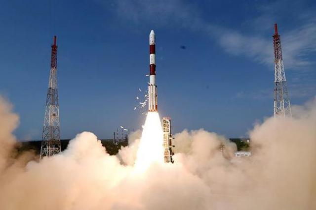 """印度成功发射""""一箭31星"""""""