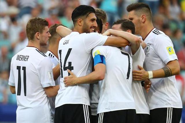联合会杯 德国3-1头名出线