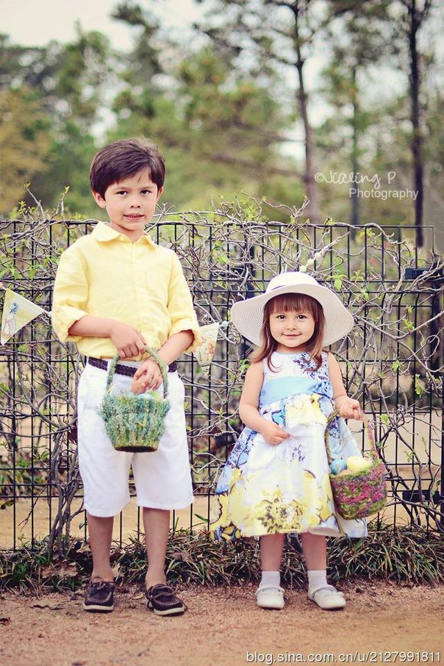 复活节我们一起寻彩蛋