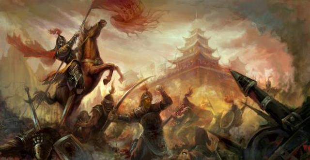 《君临九州》游戏壁纸
