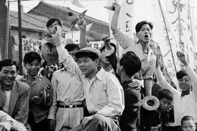50年代备战中的台湾