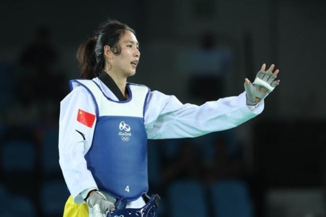 跆拳道女子+67kg半决赛