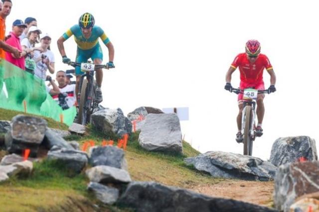 山地自行车男子越野赛
